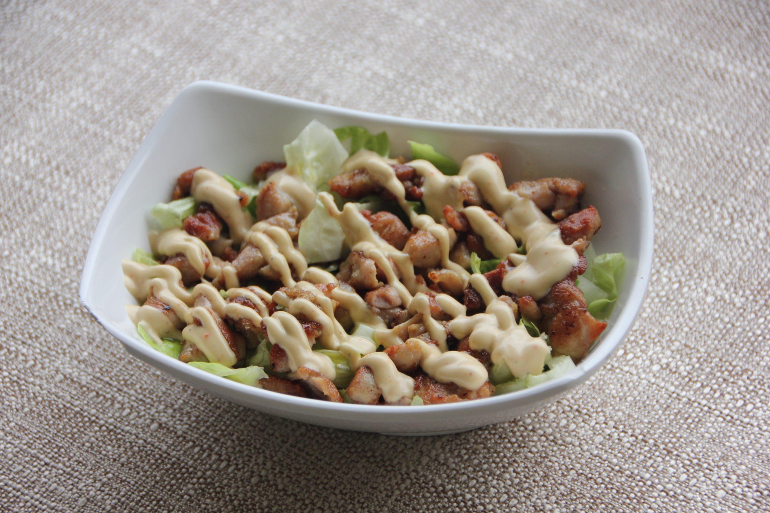 A5 Tori salad*
