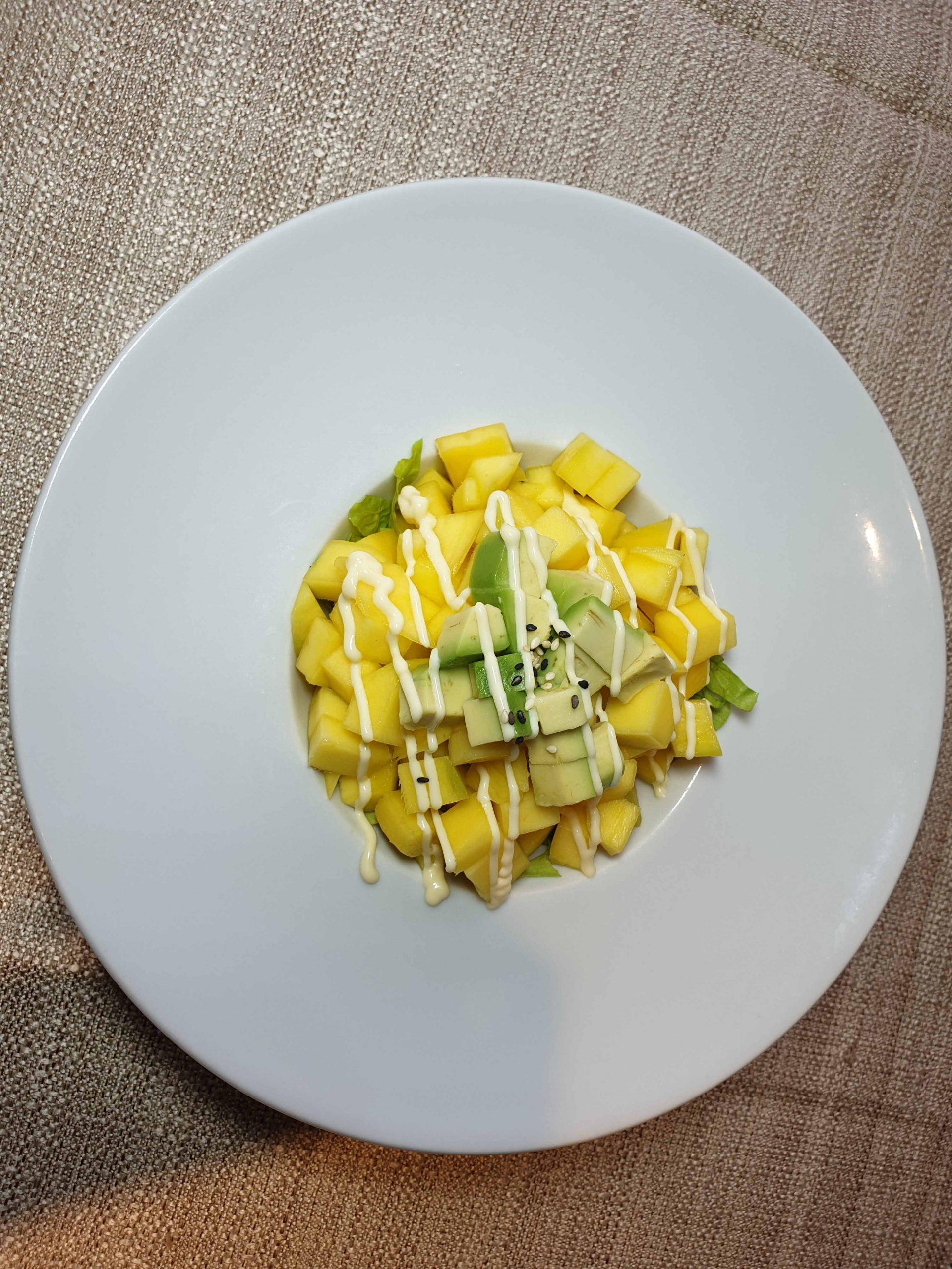 A7a Insalata di mango