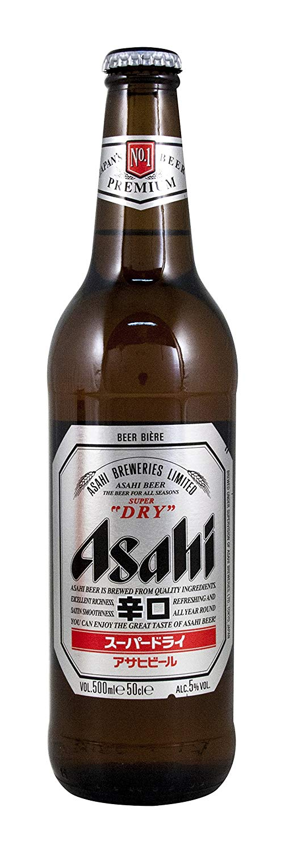 Asahi 50cl