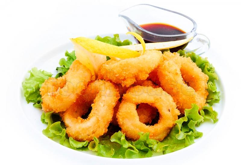 FR2 Ika tempura*