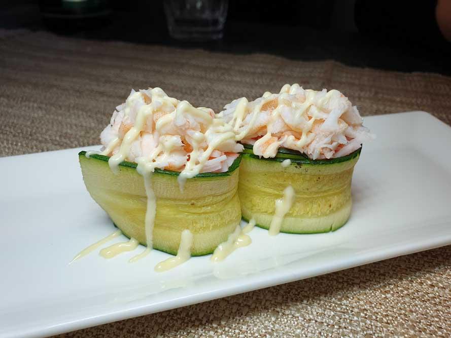 G8 Bigné zucchine*
