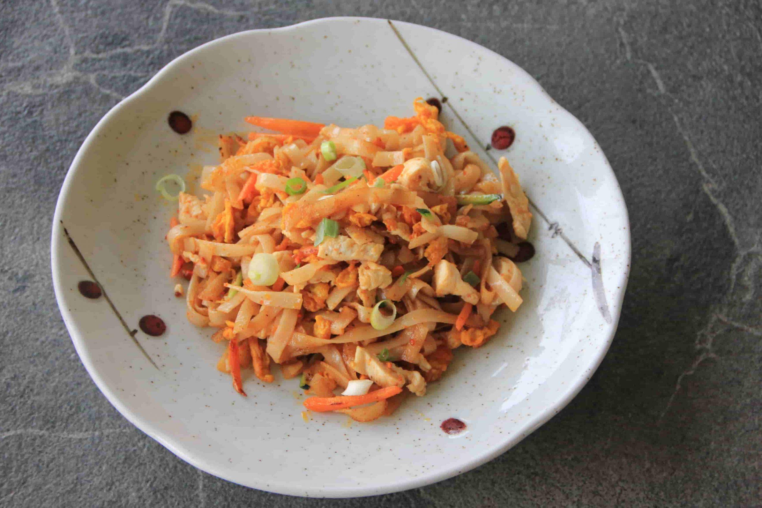 S10 Tagliatelle di riso Thailandesi*