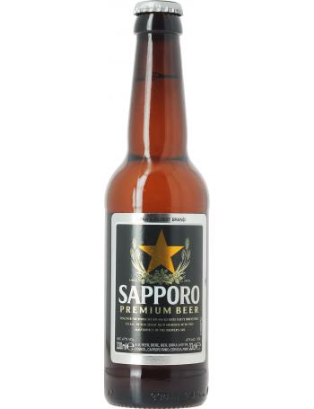 Sapporo bottiglia 33cl