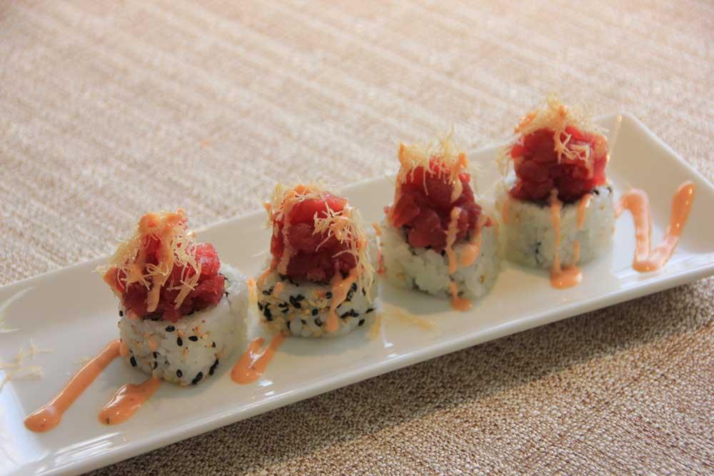 U17 Spicy tuna plus