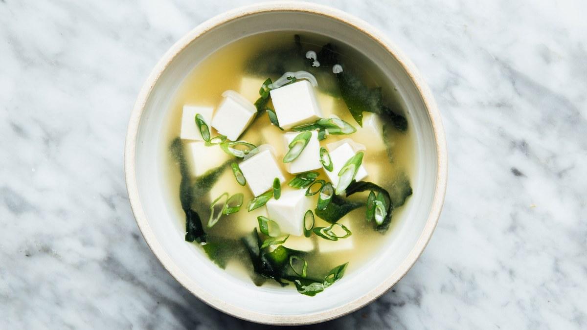 Z1 Miso soup