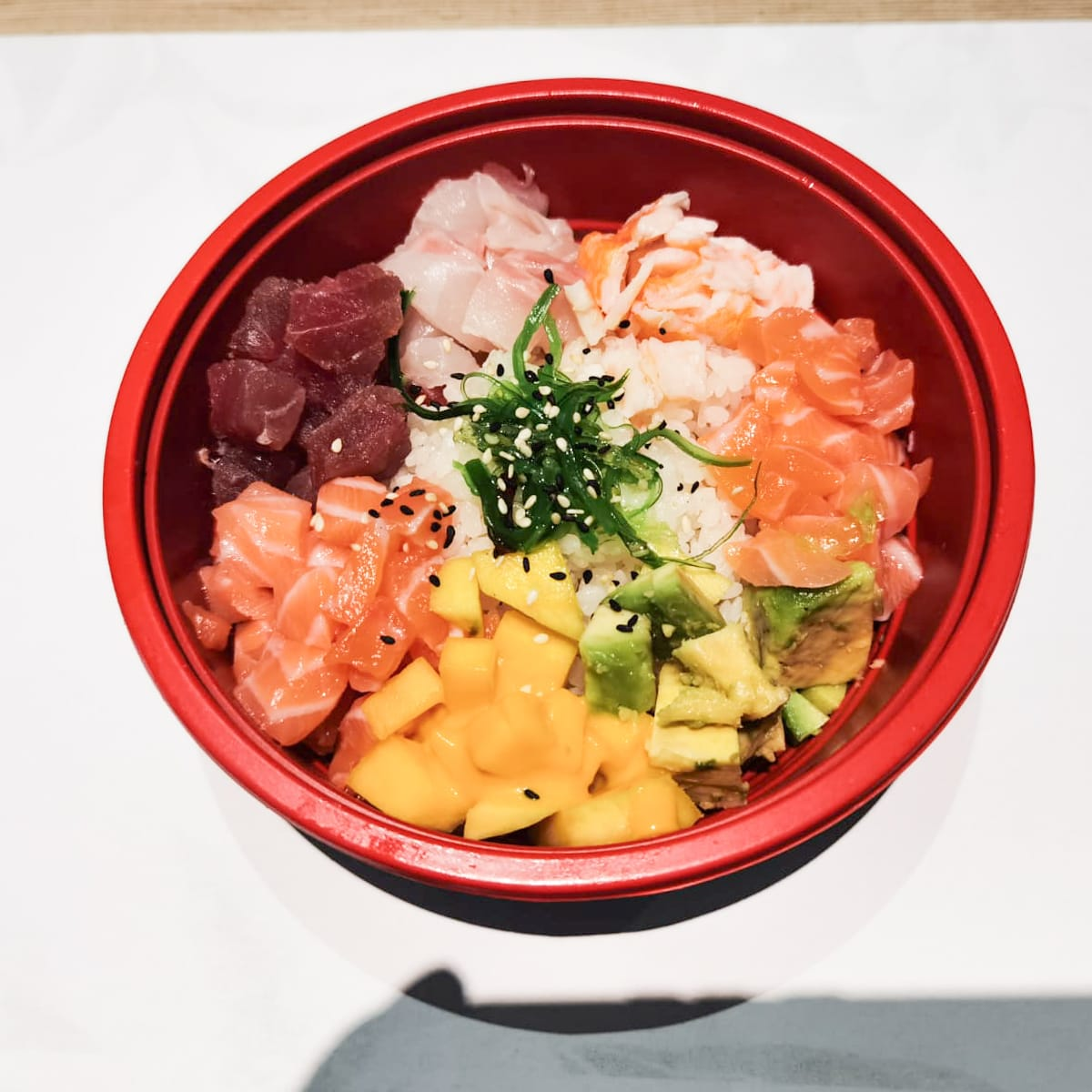 Poke Bowl Mix